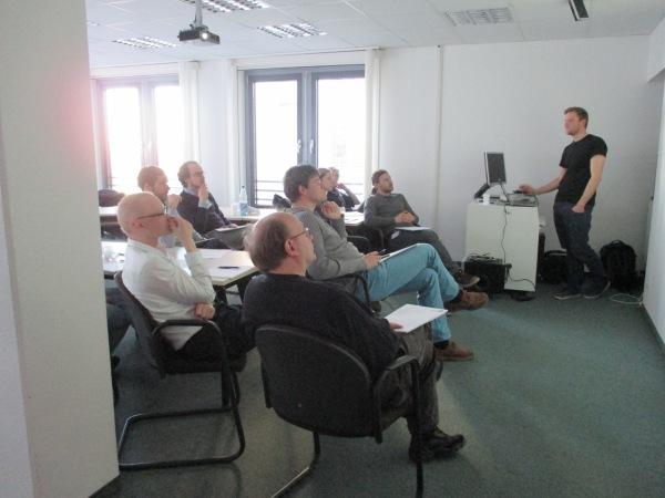 Christian Bittner - Geoforschung mit und zu neueren Medien