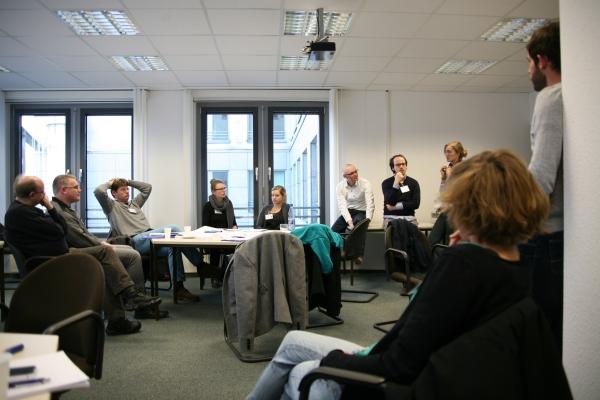 Geoforschung mit und zu neueren Medien